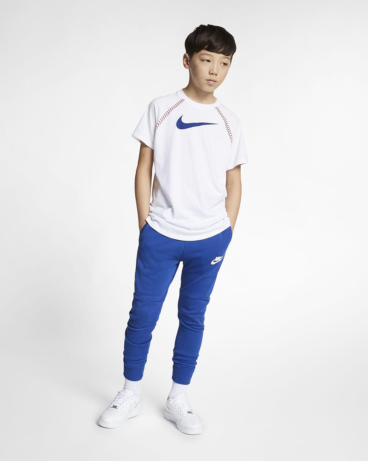 6d12876f62 Nike Dri-FIT Big Kids' Training T-Shirt. Nike.com
