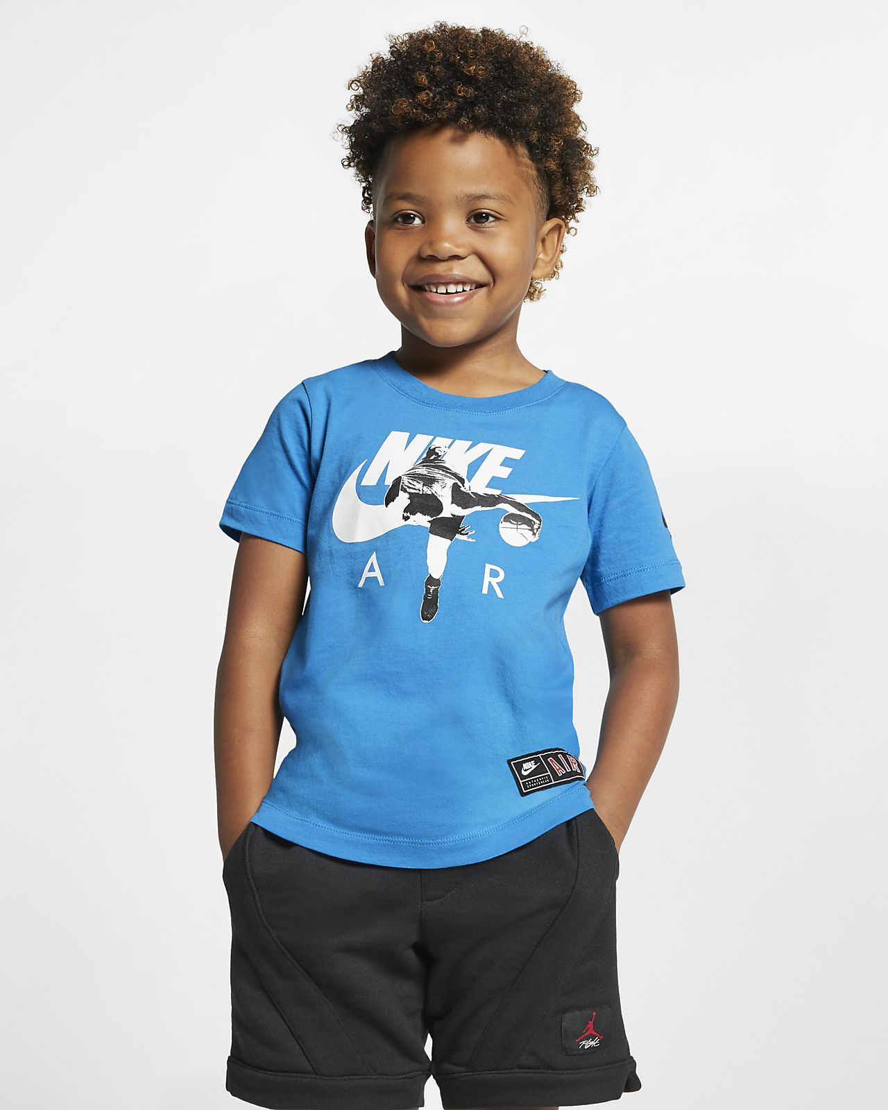 721fb865cef5 Nike Air Little Kids' T-Shirt. Nike.com