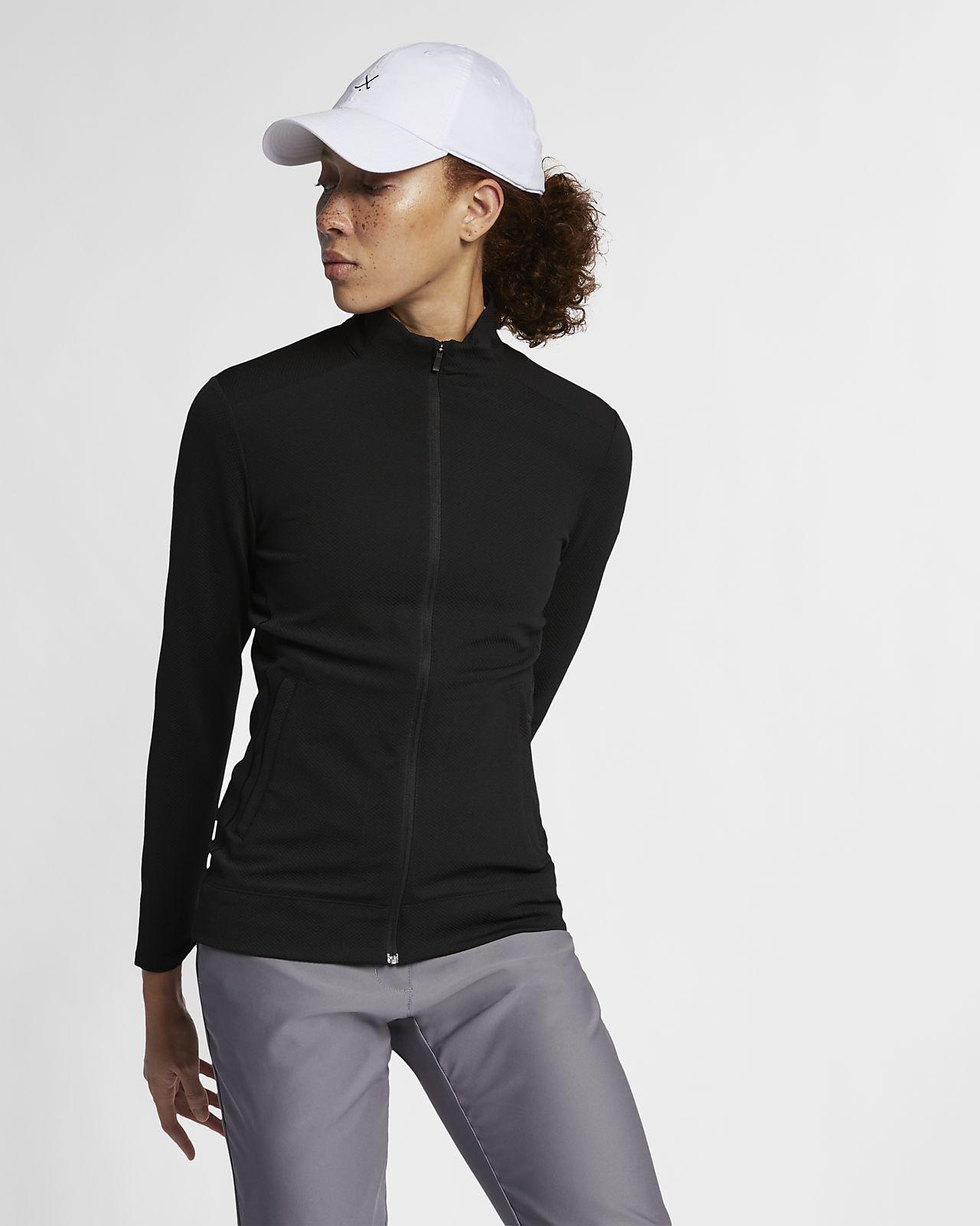 Nike Dri-FIT UV golfjakke til dame