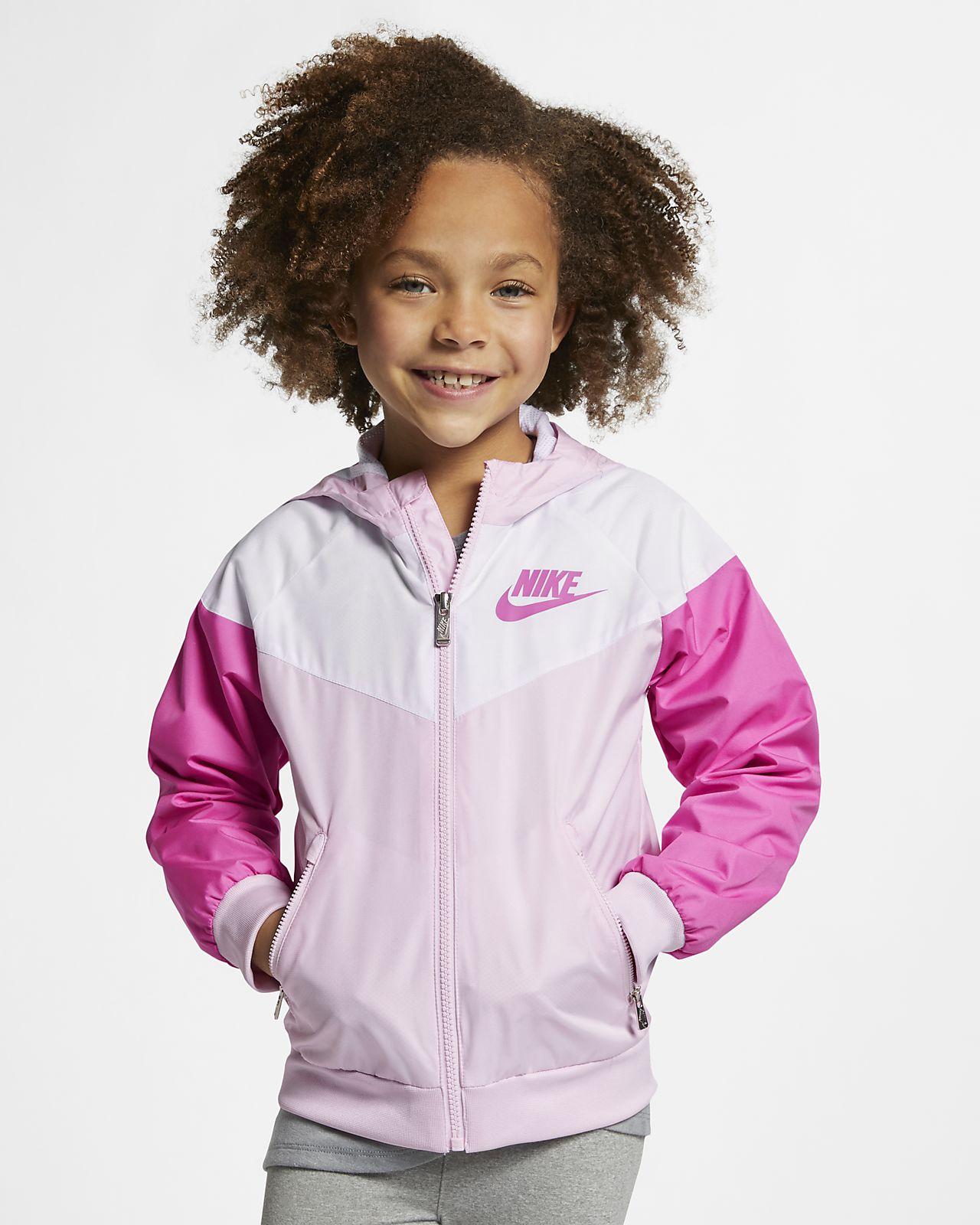 Nike Sportswear Windrunner Little Kids' Jacket