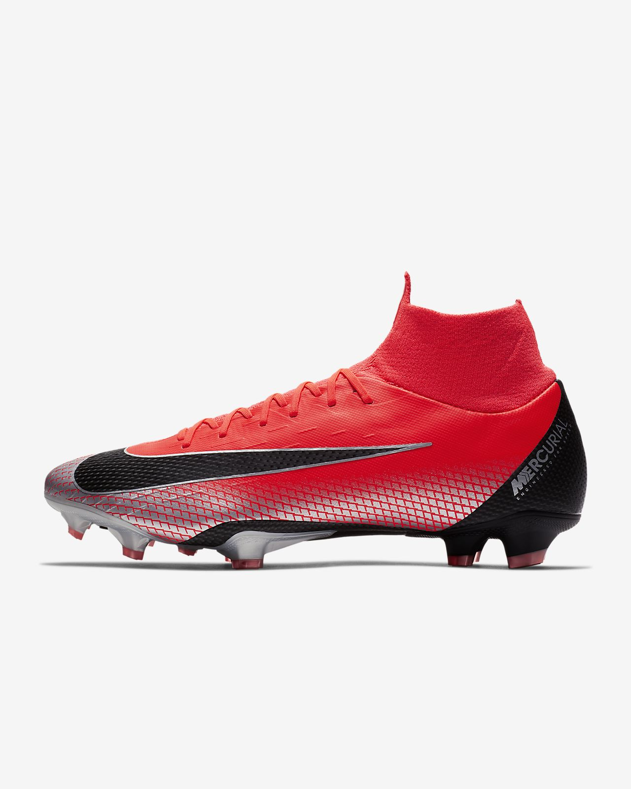Nike Mercurial Superfly VI Pro CR7 Firm-Ground Football Boot. Nike ... cc9c6d6d7