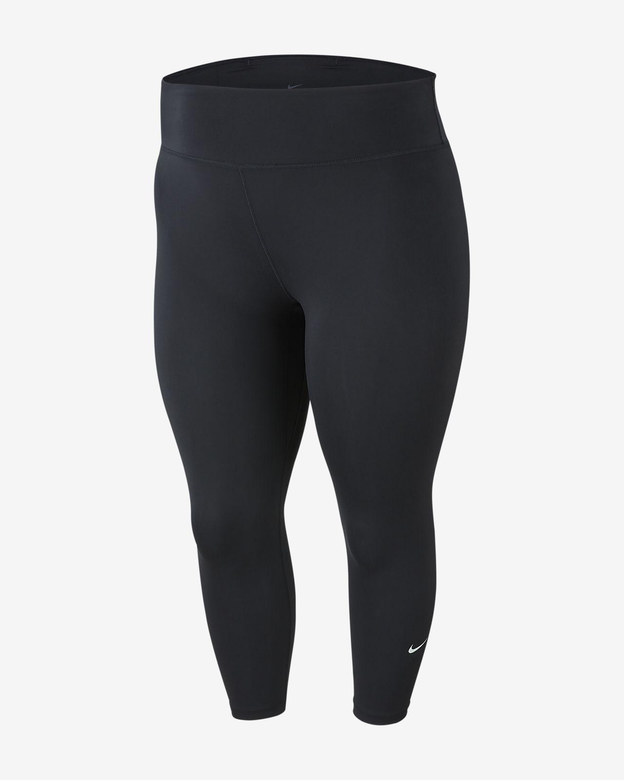 Nike One 3/4-Hose für Damen (große Größe)
