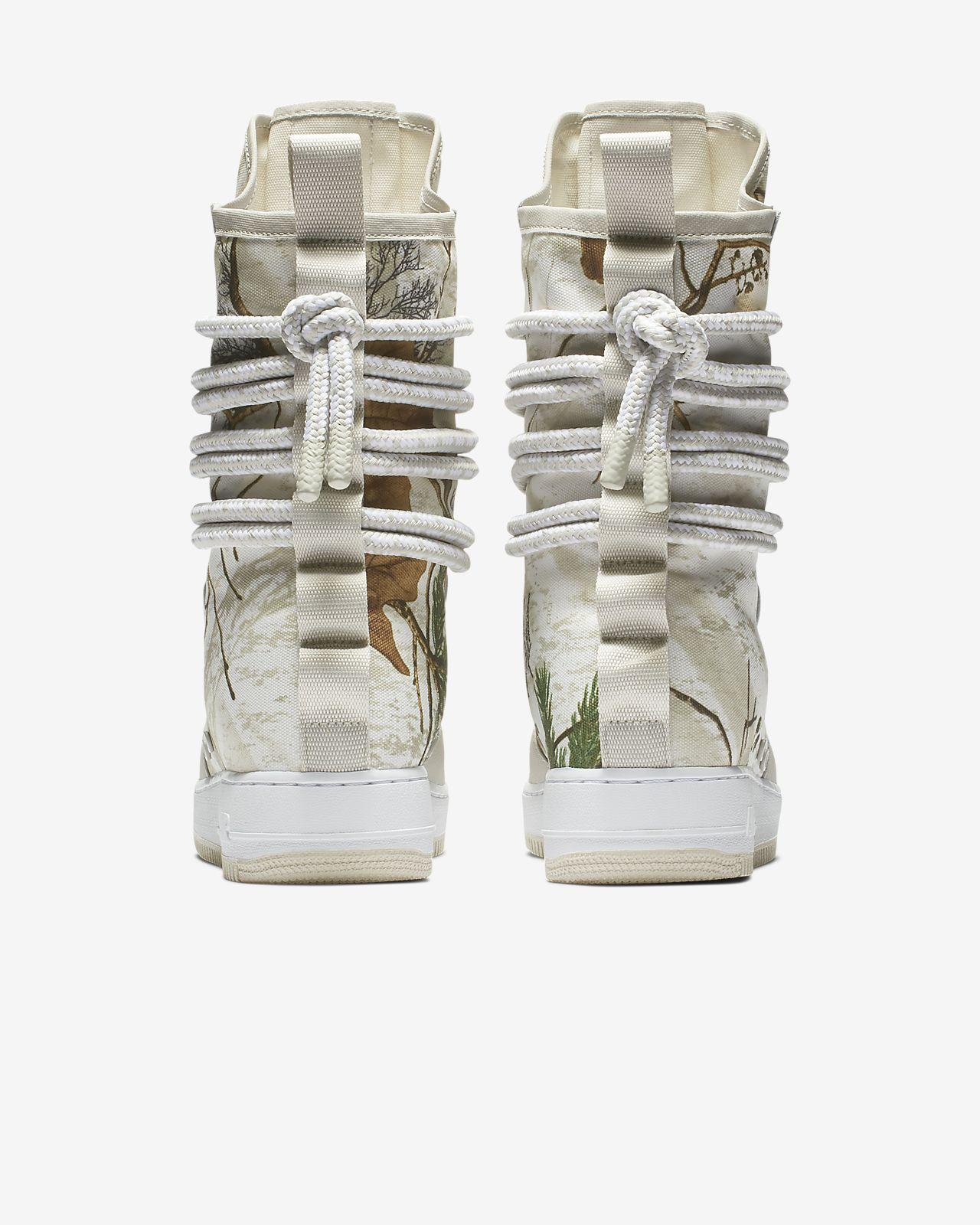 san francisco 0c995 789dd ... Nike SF Air Force 1 High Realtree® Men s Boot
