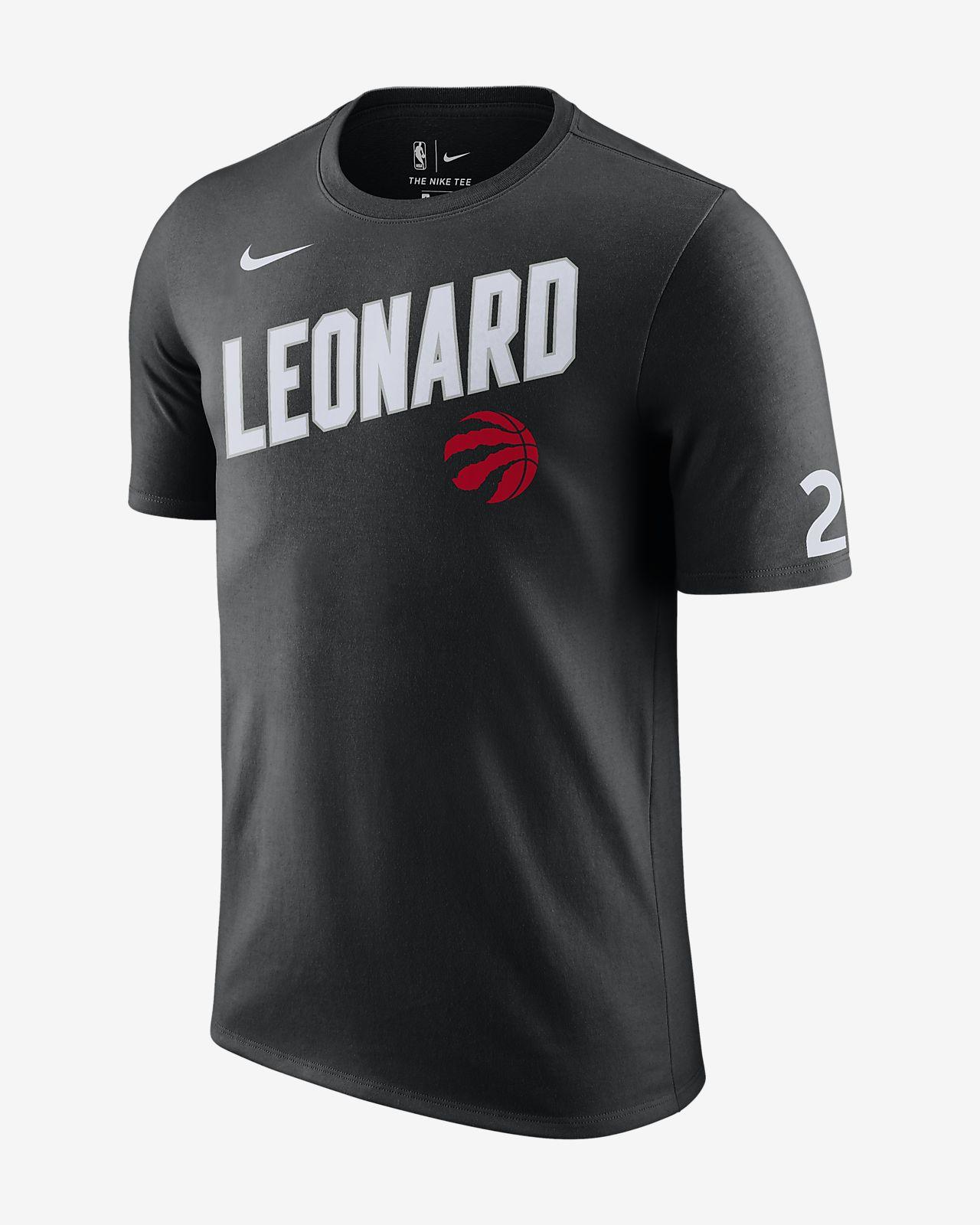 多伦多猛龙队 Nike Dri-FIT 男子 NBA T恤