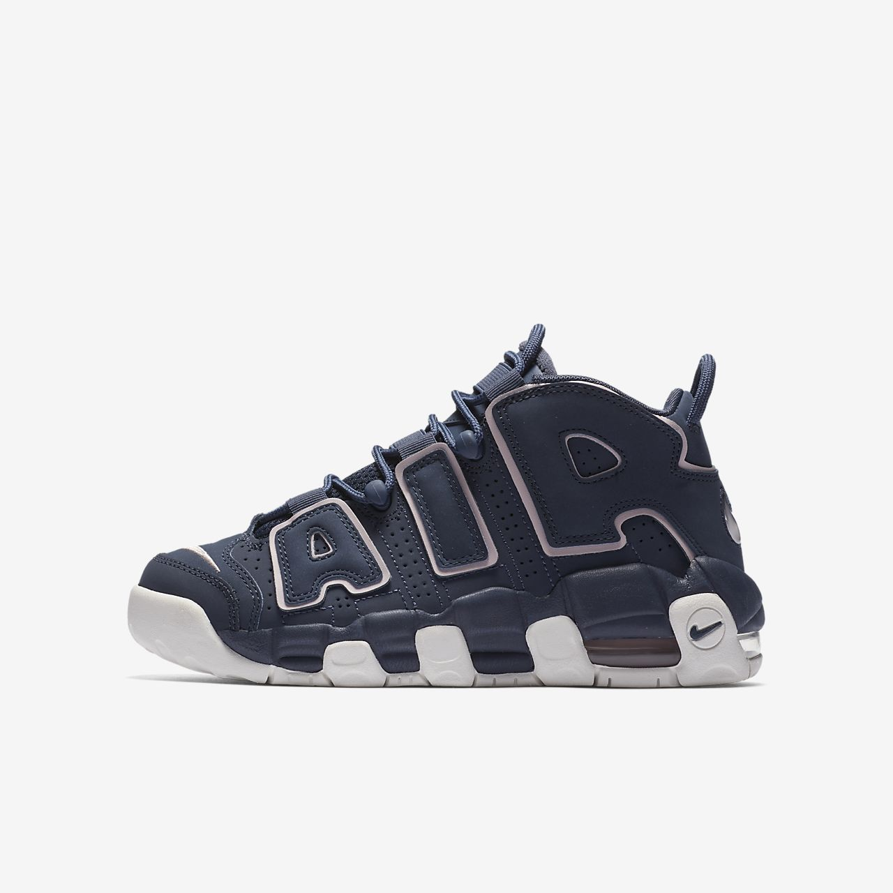 nike more air uptempo kids