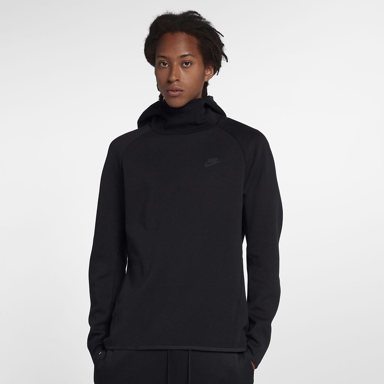 6726aab17 Nike Sportswear Tech Fleece Men's Pullover Hoodie. Nike.com GB