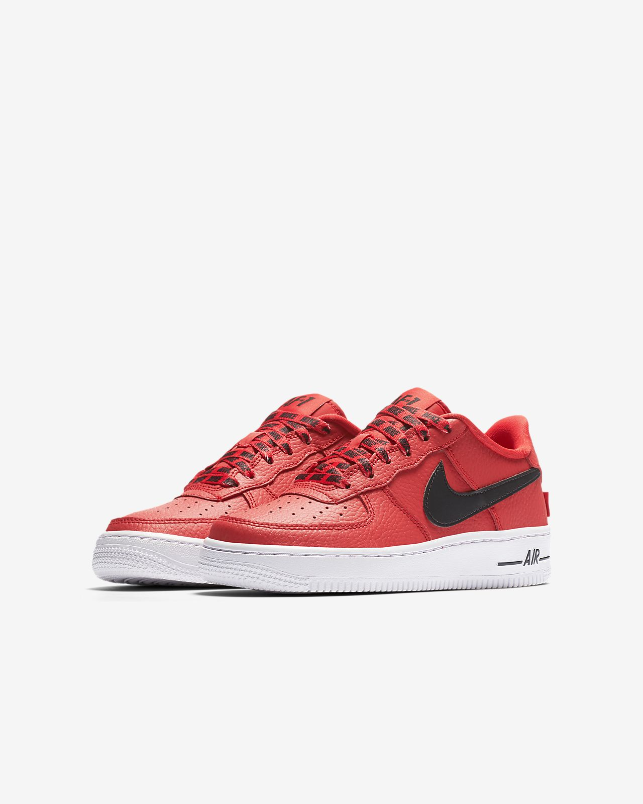 nike air force 1 weiss kinder