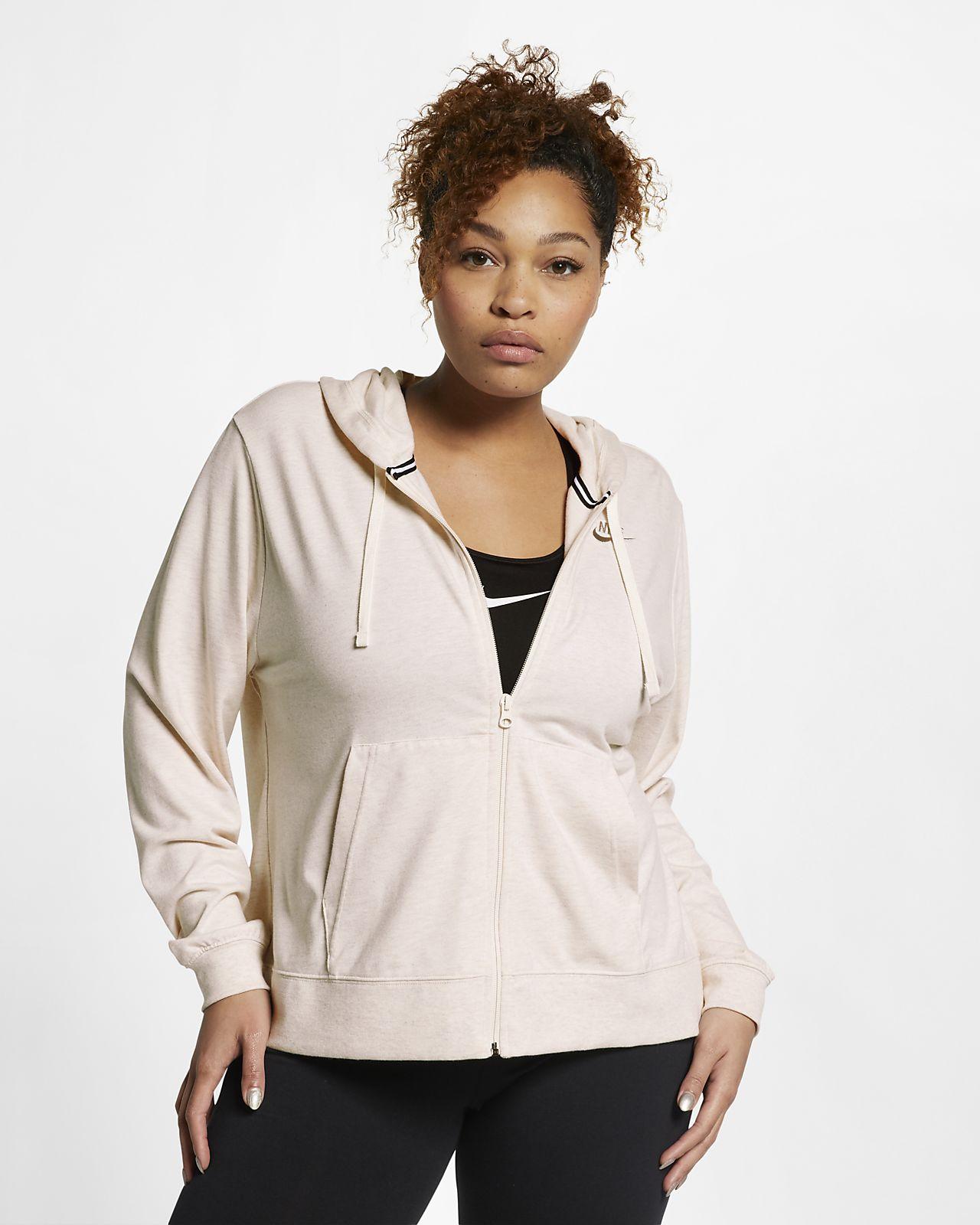 36747628b39 Nike Sportswear Women s Full-Zip Hoodie (Plus Size). Nike.com