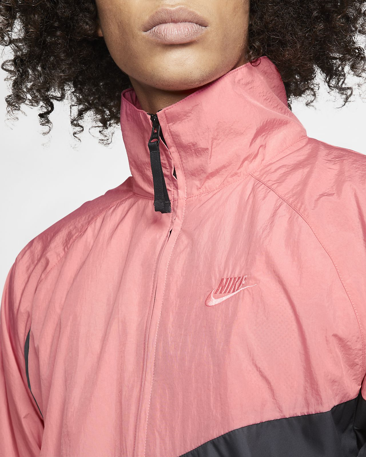 e827ab917 Nike Sportswear «Swoosh» vevd vindjakke. Nike.com NO