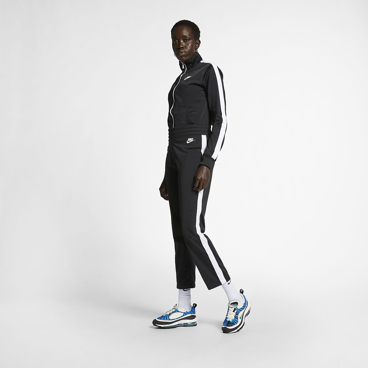 official photos 4474a 48847 ... Low Resolution Nike Sportswear Womens Track Suit Nike Sportswear Womens  Track Suit . ...