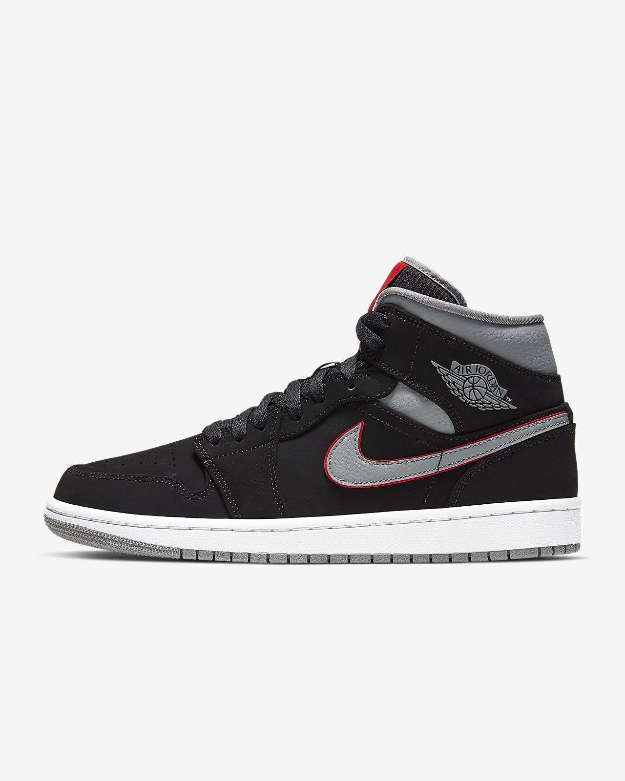 detailed pictures 81d2b 45e22 Low Resolution Air Jordan 1 Mid herresko Air Jordan 1 Mid herresko