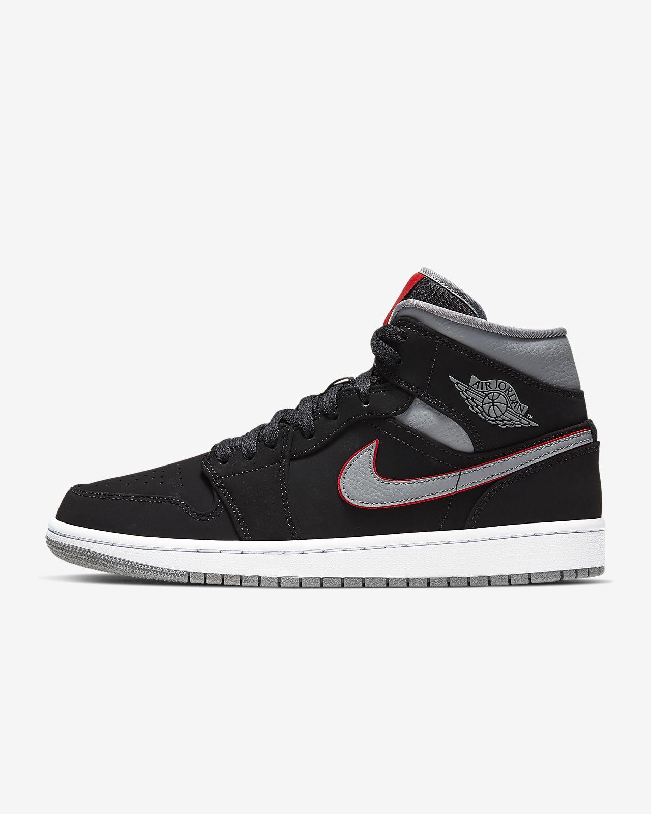 156578e6a7e6c Calzado para hombre Air Jordan 1 Mid. Nike.com MX