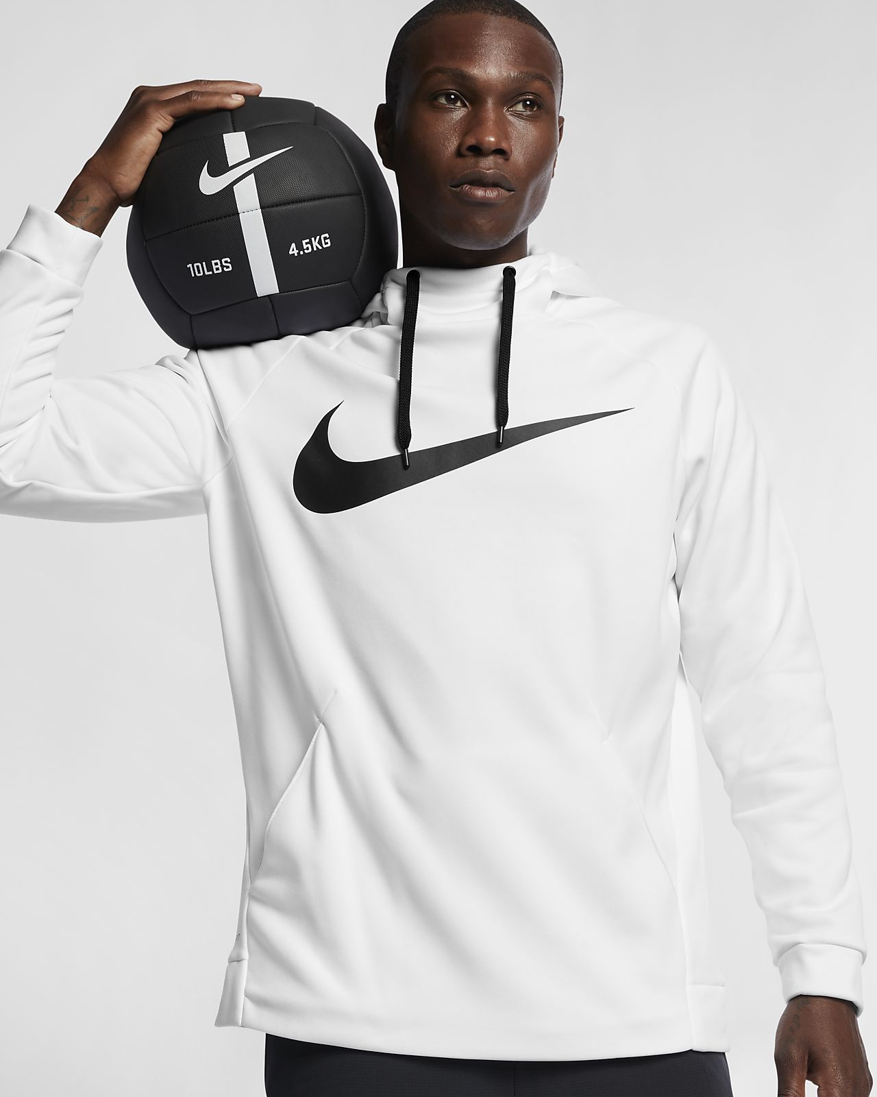 Nike Therma Swoosh Men's Pullover Training Hoodie