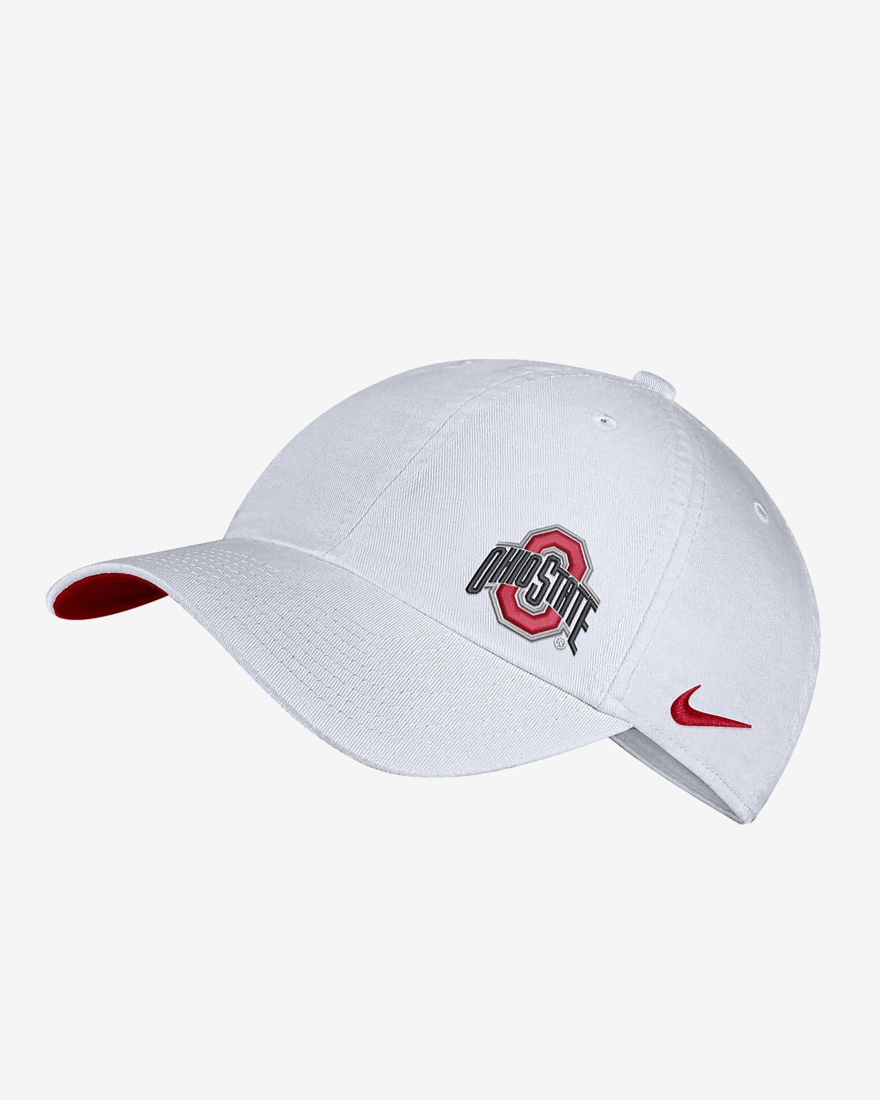 f4d17468d79 Nike College Heritage86 (Ohio State) Adjustable Hat. Nike.com