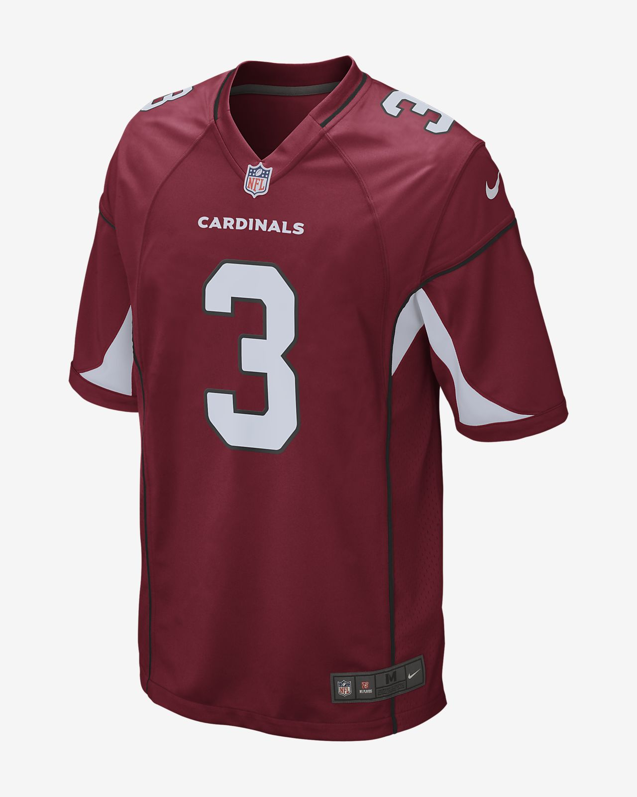 NFL Arizona Cardinals Game Jersey (Josh Rosen) Men s Football Jersey ... 8e9c3cf768