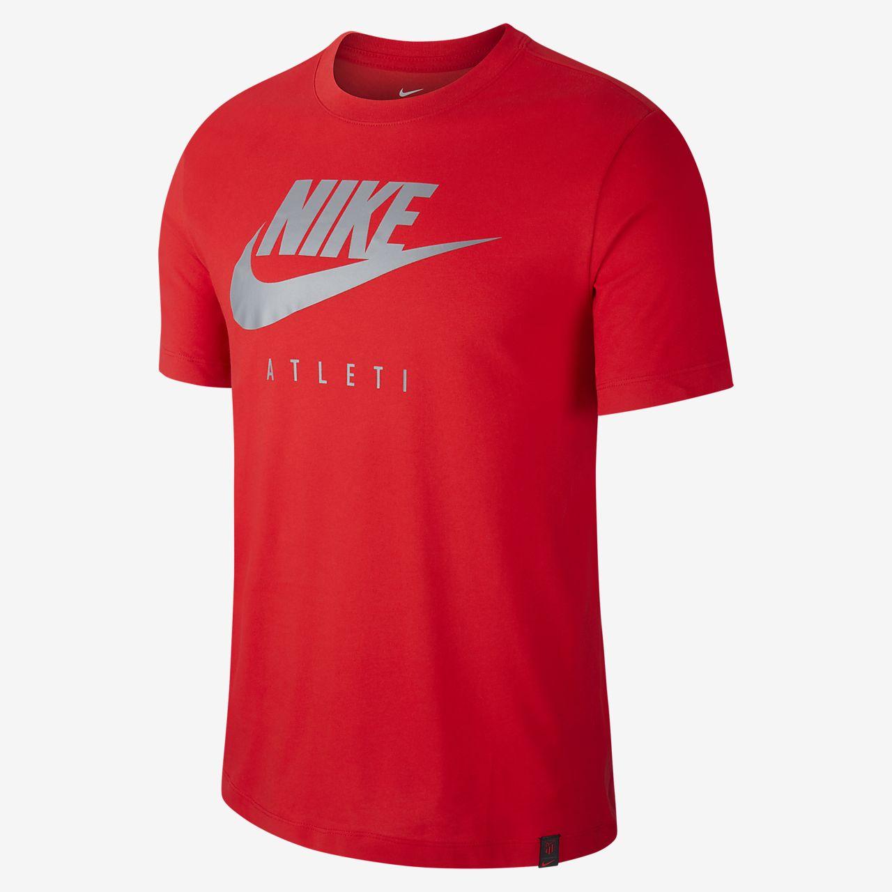 camiseta atletico de madrid hombre