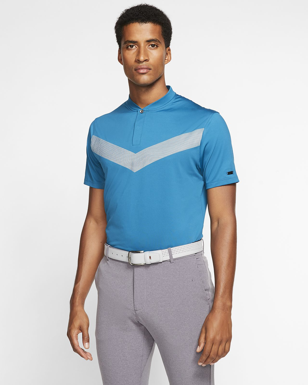 Nike Dri-FIT Tiger Woods Vapor Men's Golf Polo