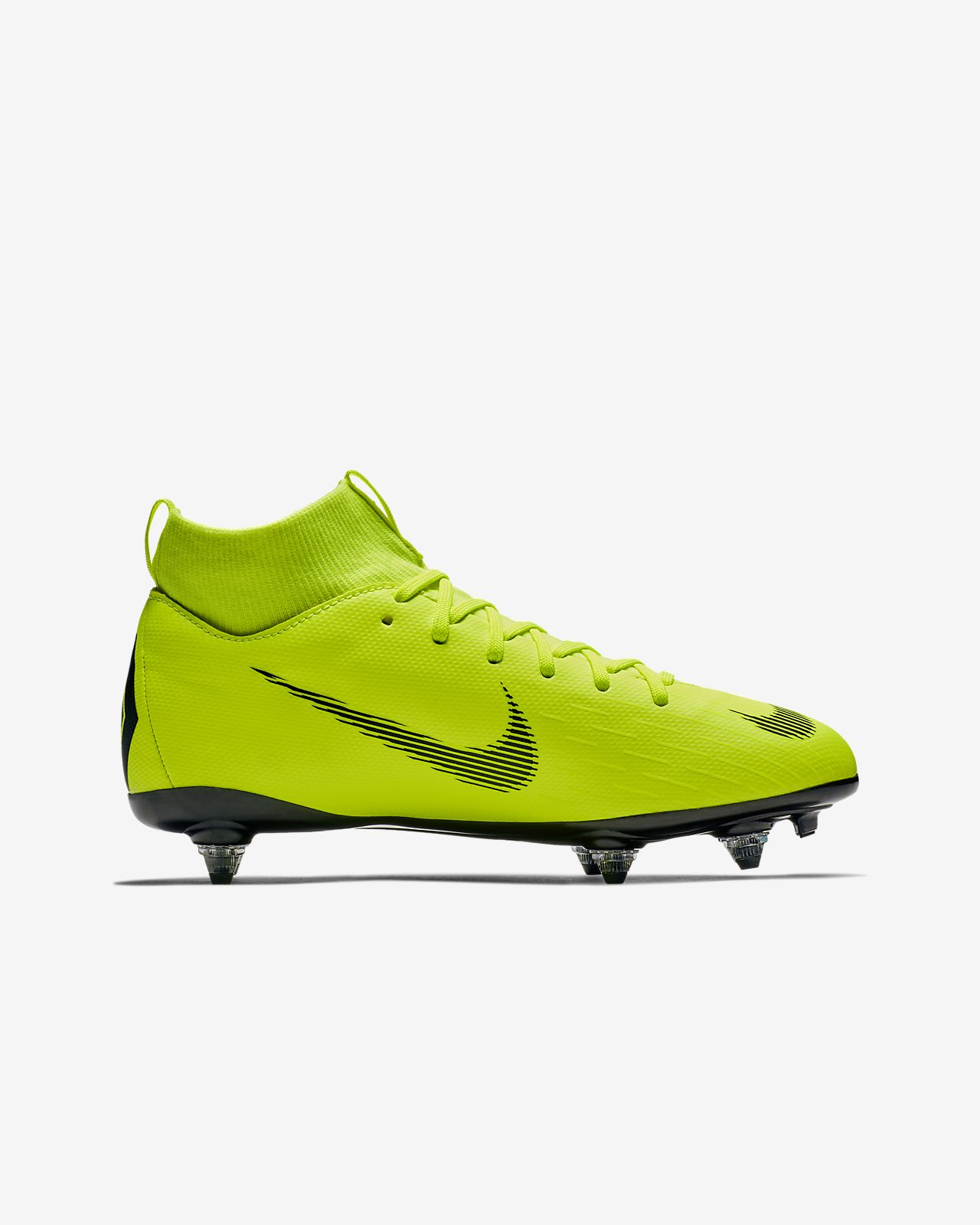 online store 03744 f27b7 Nike Jr. Mercurial Superfly VI Academy Younger/Older Kids' SG-PRO  Soft-Ground Football Boot