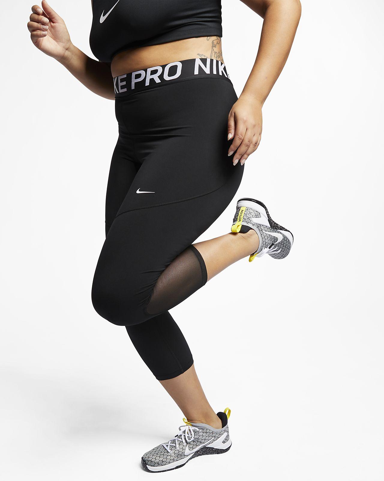 Nike Pro Women's Crops (Plus Size)