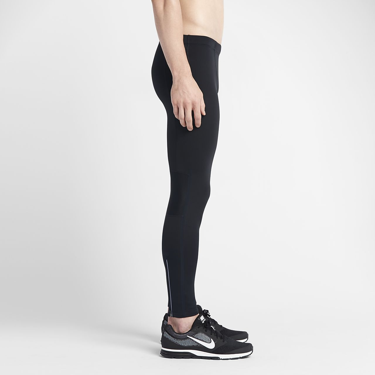 bfd545f3ae1 Nike Power Tech Men's Running Tights. Nike.com GB