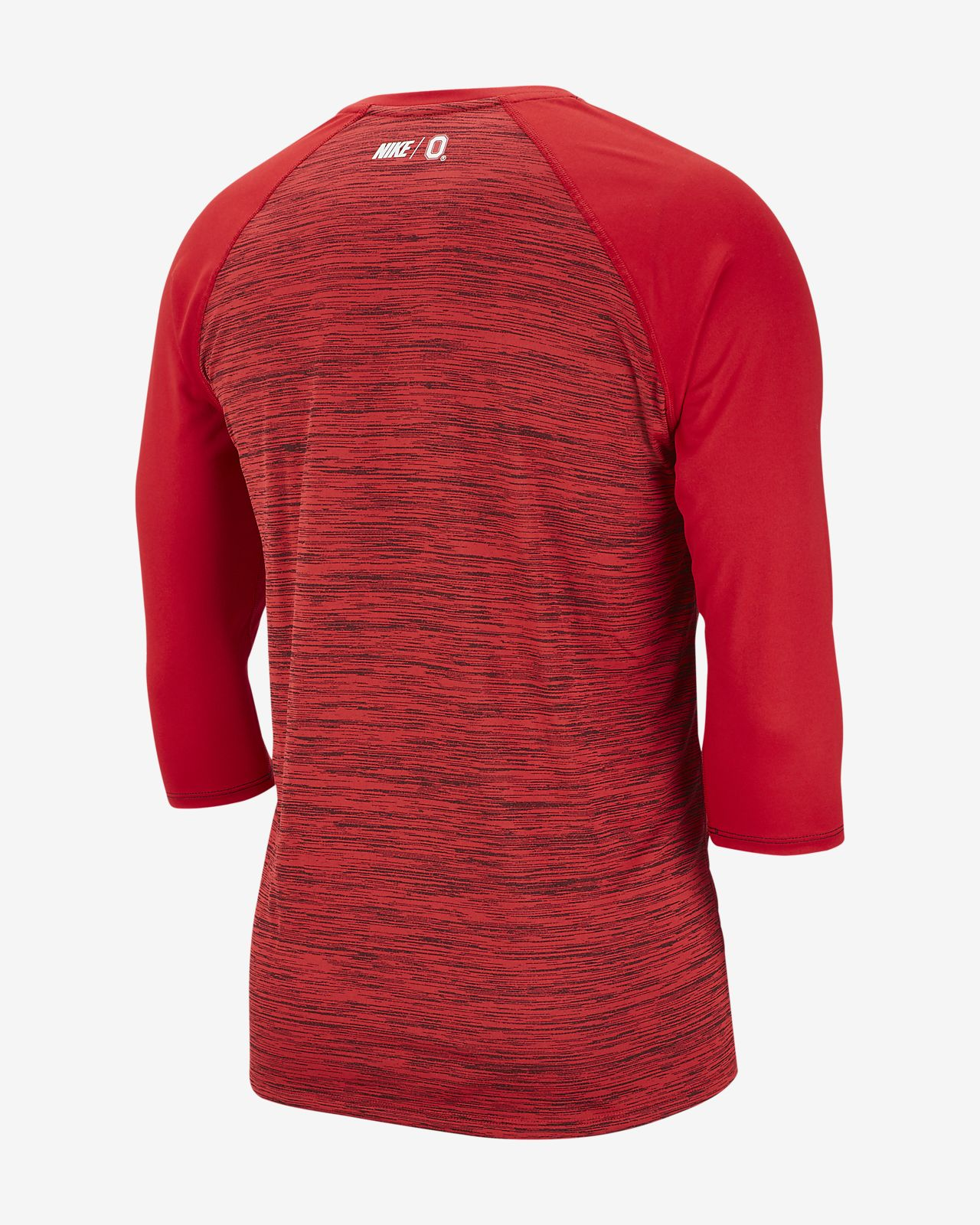 dbc0a5dad Nike College Dri-FIT Legend (Ohio State) Men s 3 4-Sleeve Top. Nike.com