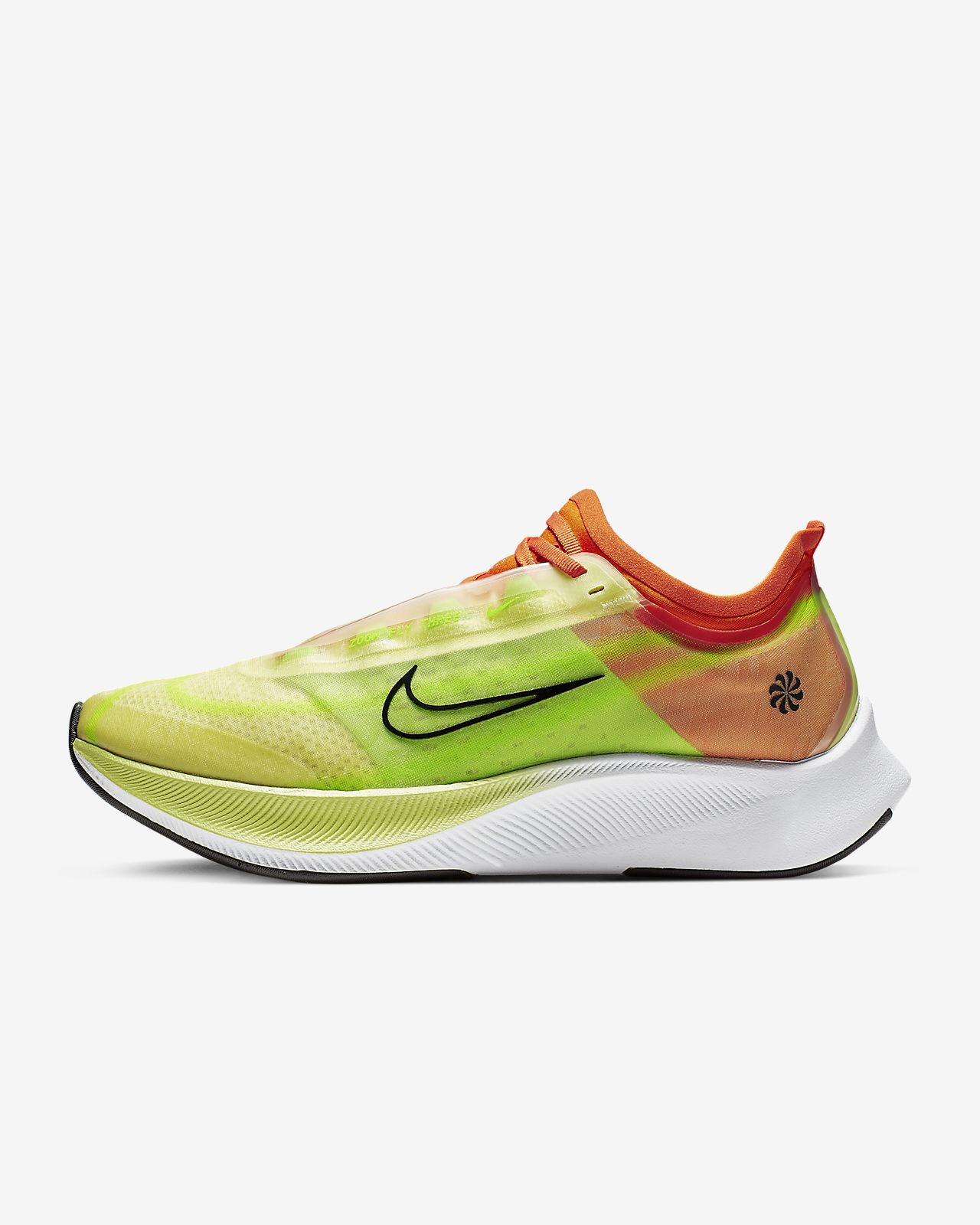 Nike Zoom Fly 3 Rise Zapatillas de running - Mujer