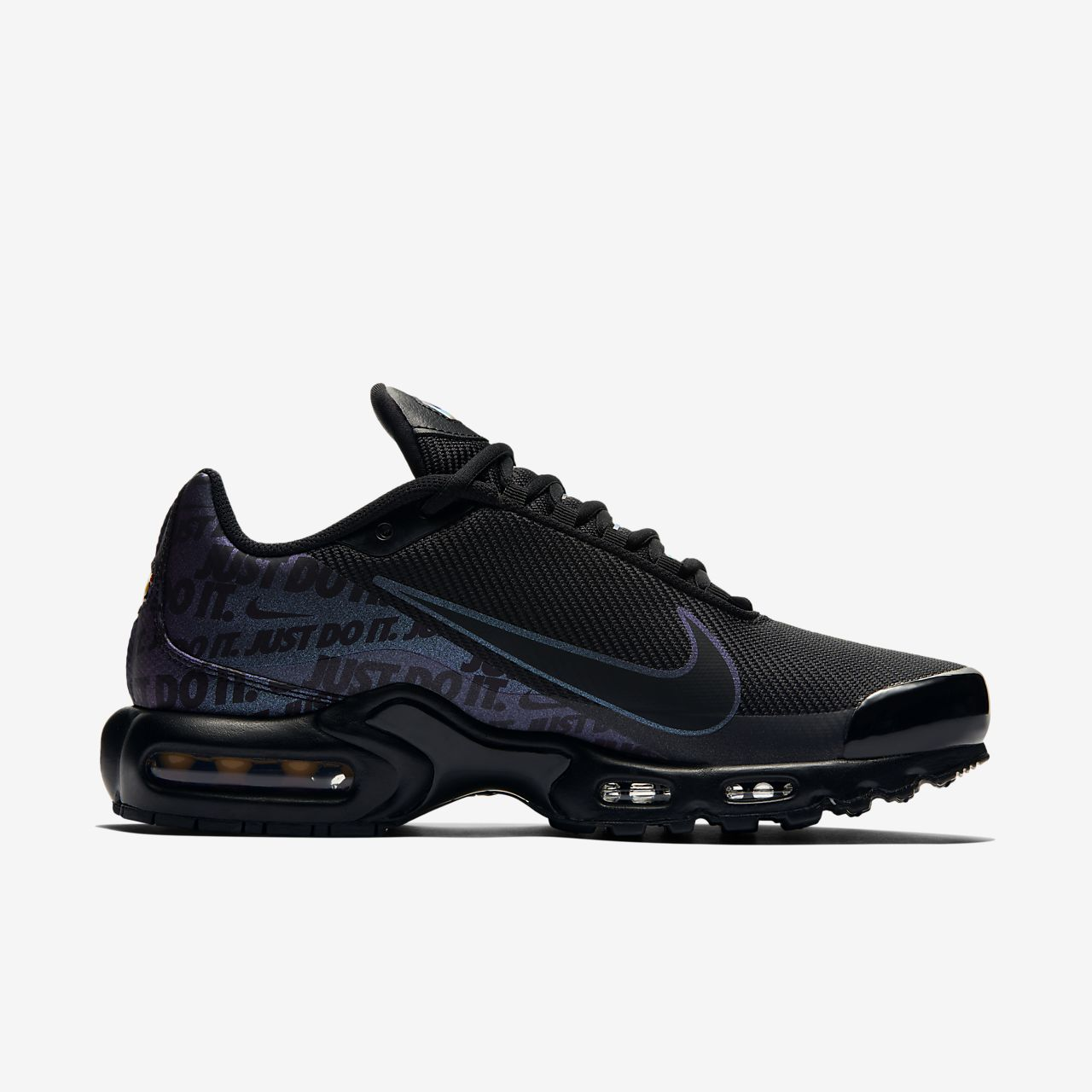 nike air max plus noirs