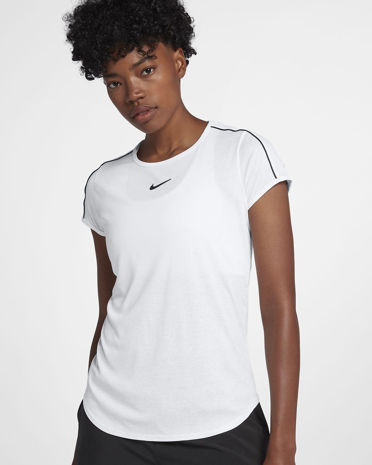 Dámský tenisový top NikeCourt Dri-FIT