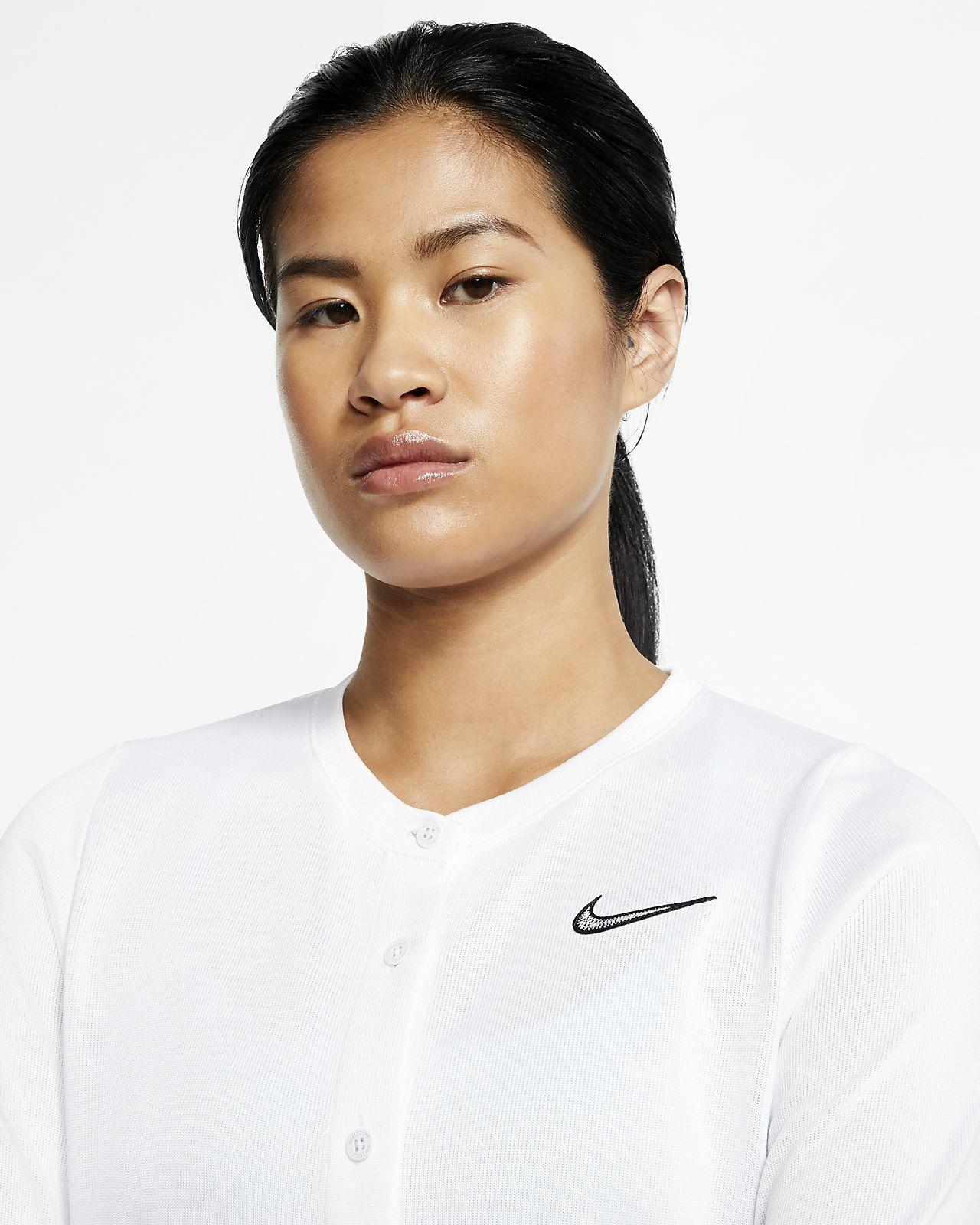 NikeCourt tenniscardigan til dame. Nike NO