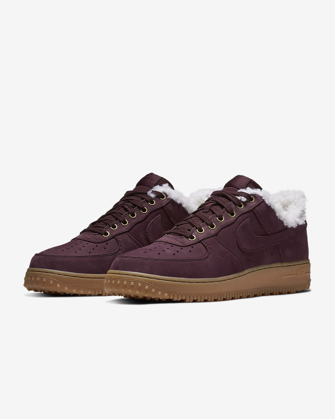 Nike Air Force 1 Premium Winter Men's Shoe