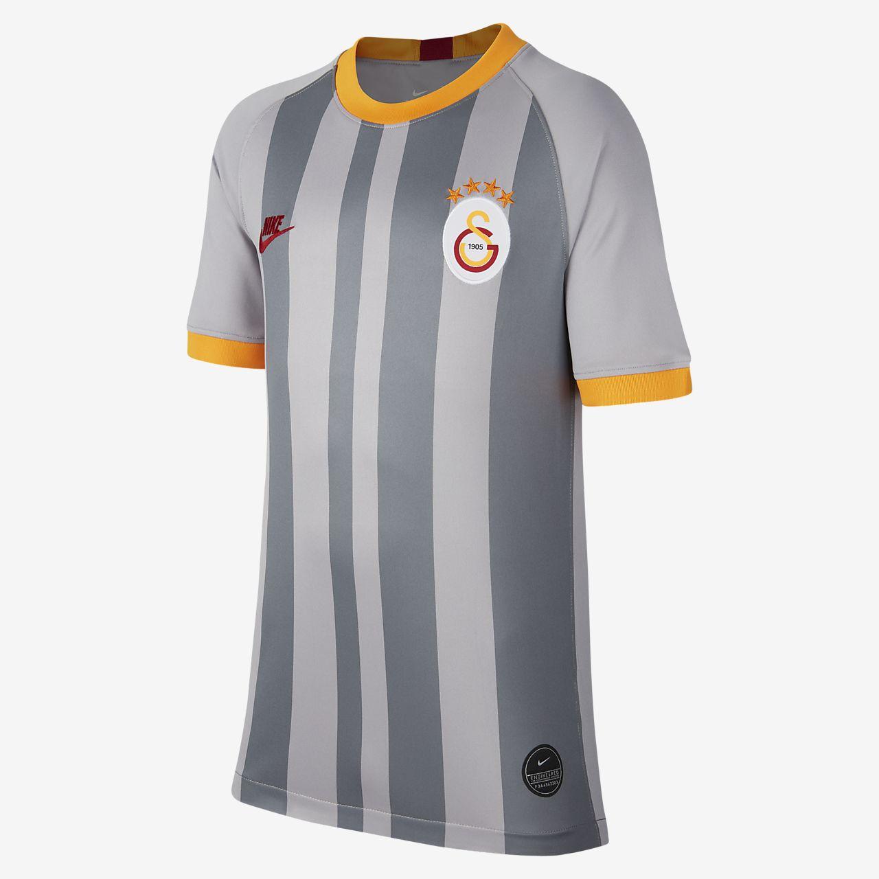 Ποδοσφαιρική φανέλα Galatasaray 2019/20 Stadium Third για μεγάλα παιδιά