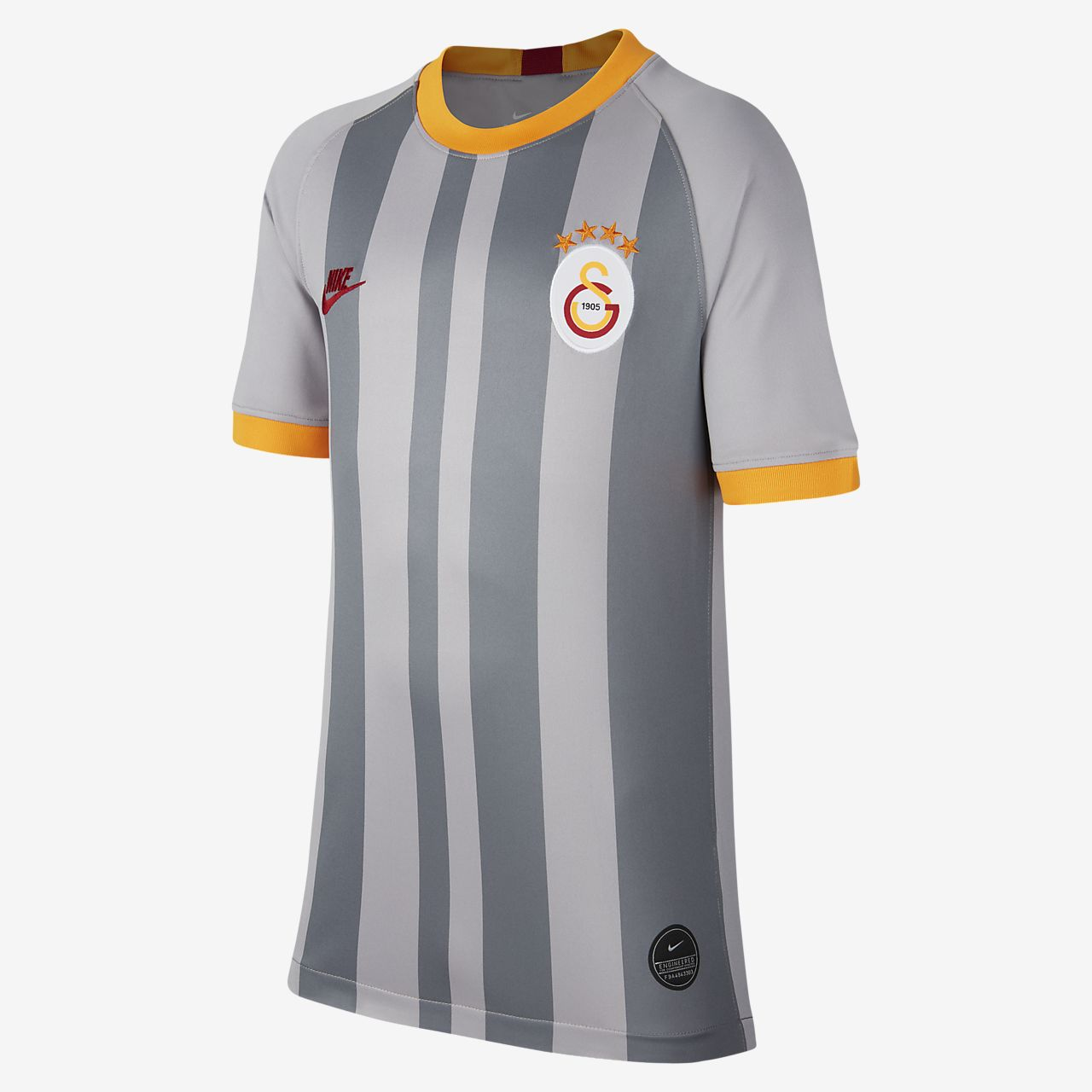 Galatasaray 2019/20 Stadium Third Samarreta de futbol - Nen/a
