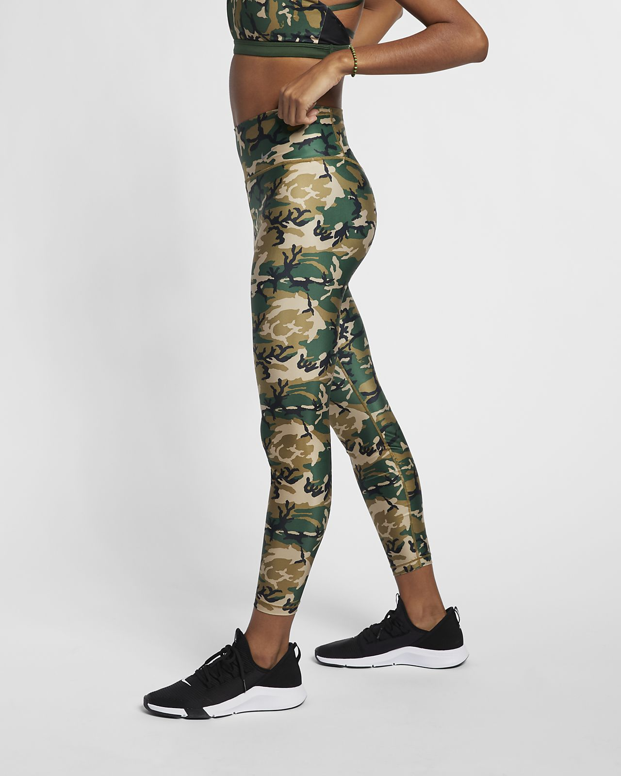 competitive price 6e0dd 22c5b Low Resolution Nike Women s Camo Training Tights Nike Women s Camo Training  Tights