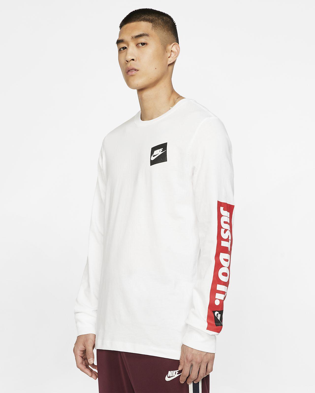 ナイキ スポーツウェア メンズ JDI ロングスリーブ Tシャツ