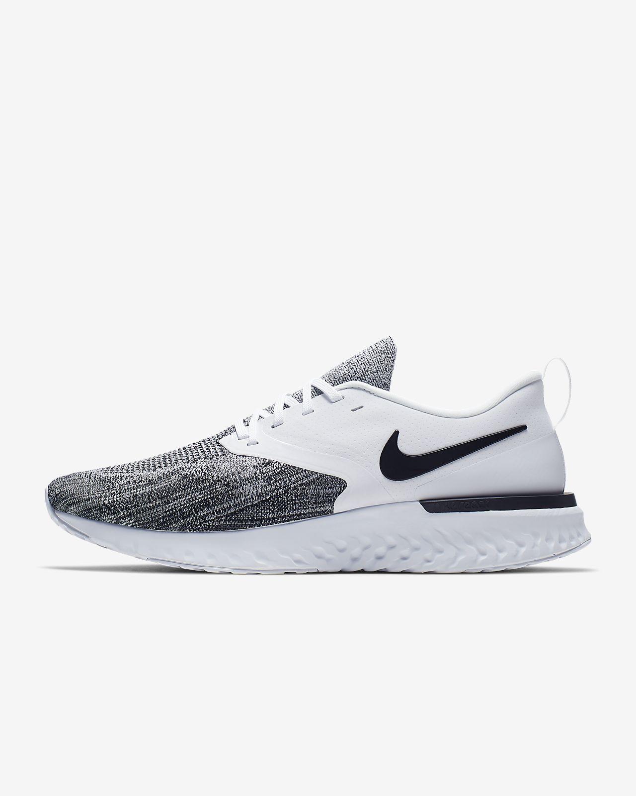 wielka wyprzedaż sklep w Wielkiej Brytanii najniższa zniżka Nike Odyssey React Flyknit 2 Men's Running Shoe