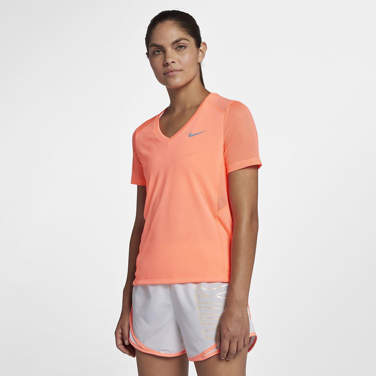 ... Nike Miler Women's Short-Sleeve Running Top