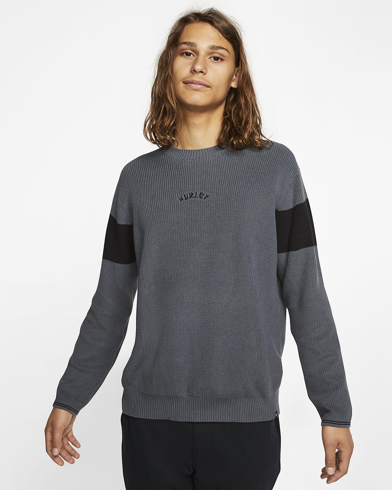 Hurley Rogers Varsity Herren-Sweatshirt