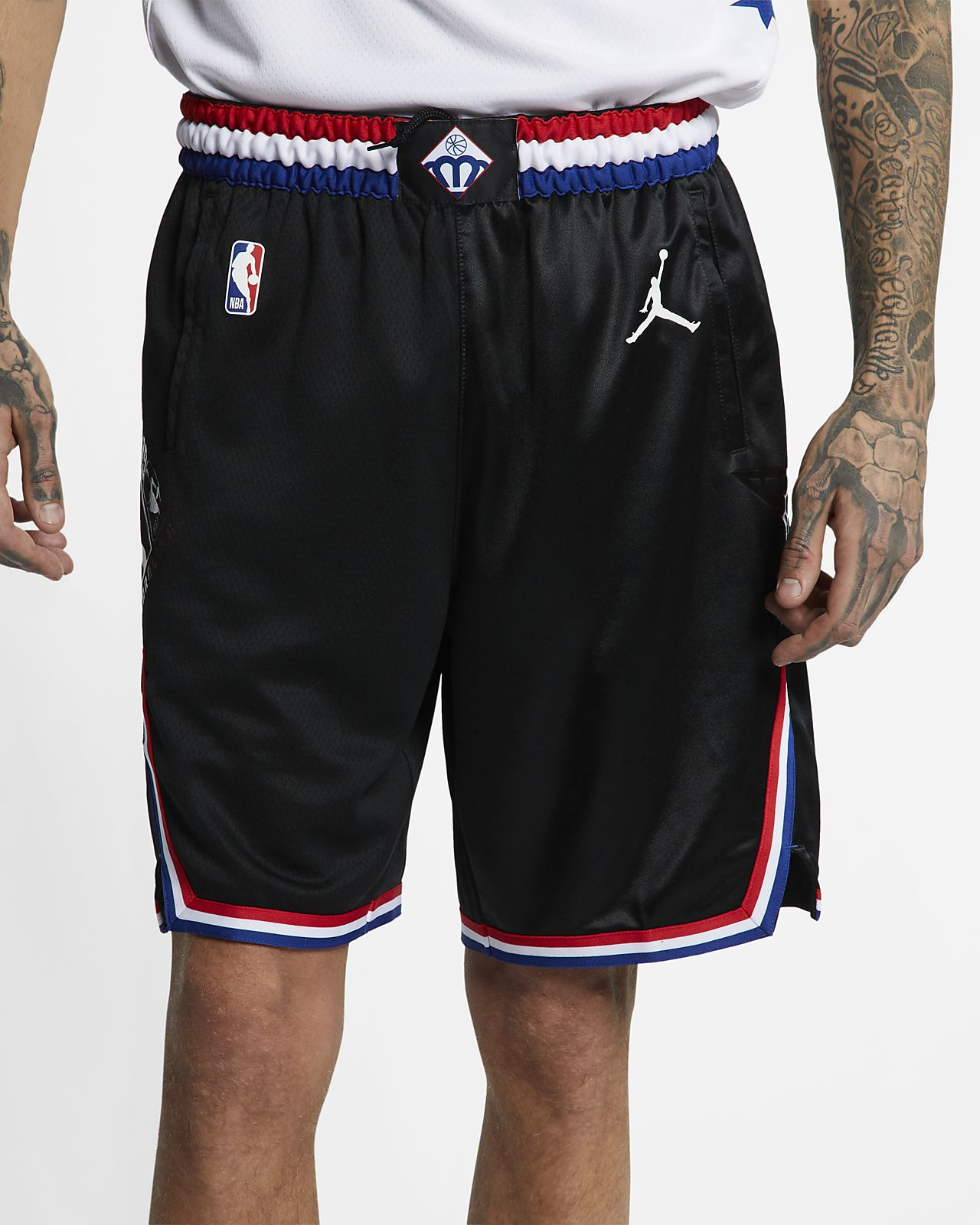 Short Jordan NBA All-Star Edition Swingman pour Homme