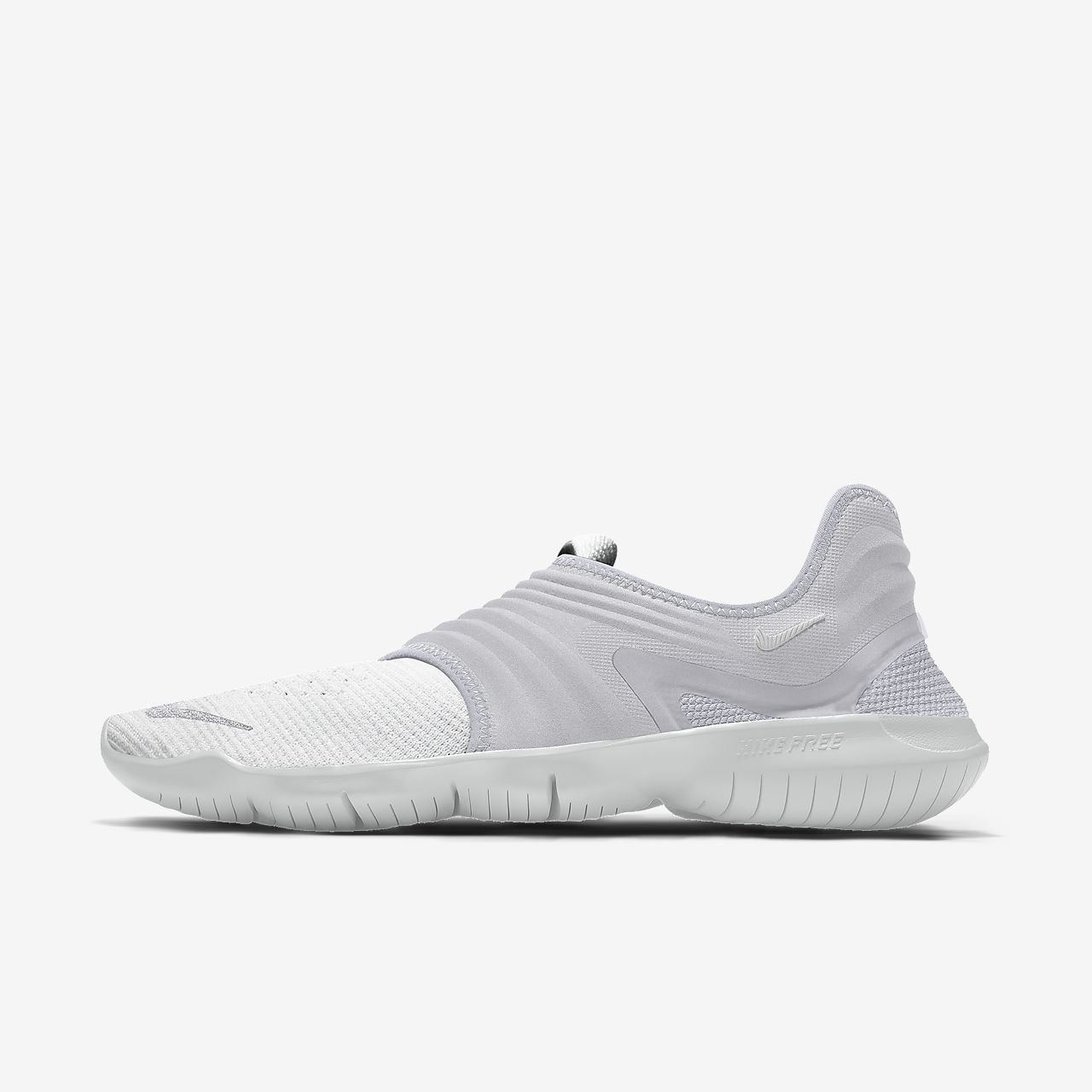 Nike Free RN Flyknit 3.0 By You tilpassede løpesko til dame