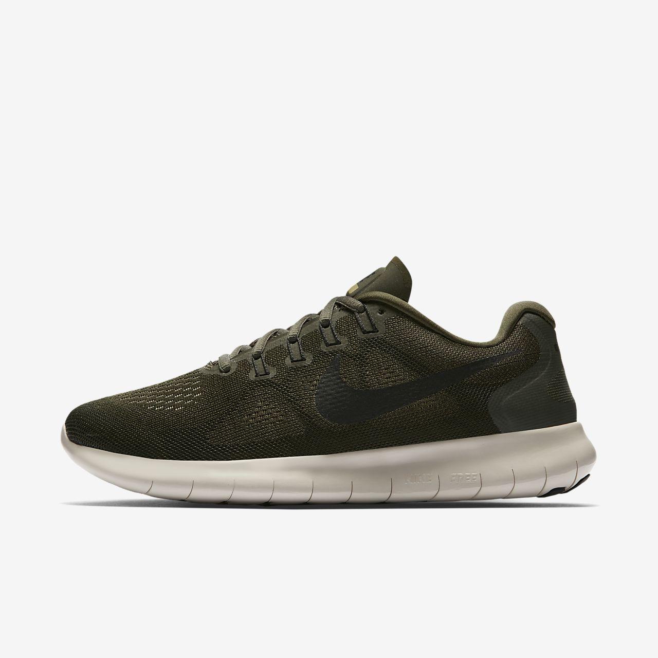 Nike Libre Une Couleur Au Point De Croix