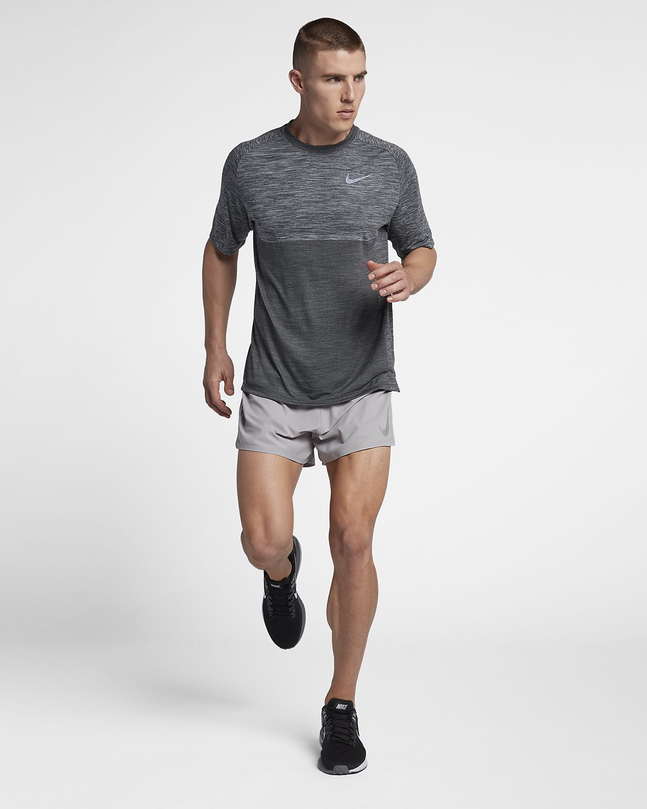 68703830 Nike Dri-FIT Medalist Men's Short-Sleeve Running Top. Nike.com GB