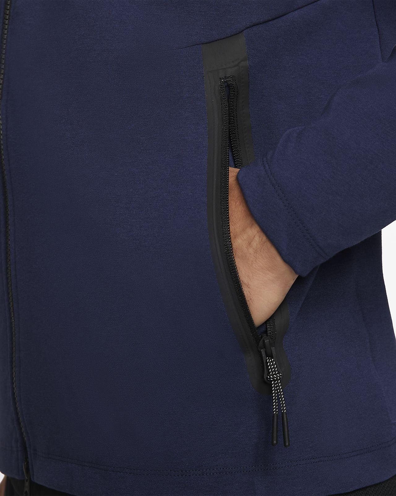 Paris Saint Germain Tech Pack Men's Full Zip Hoodie