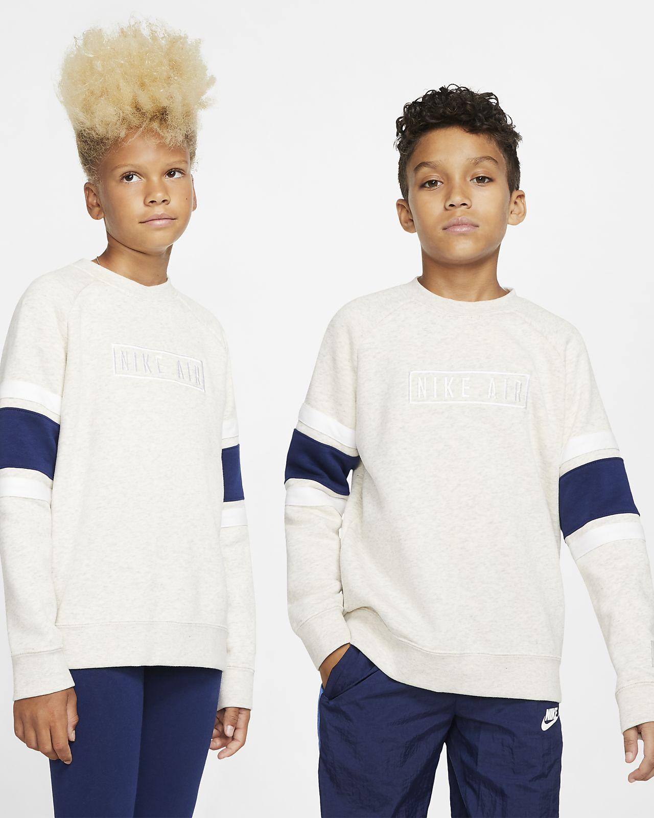 Nike Air genser til store barn