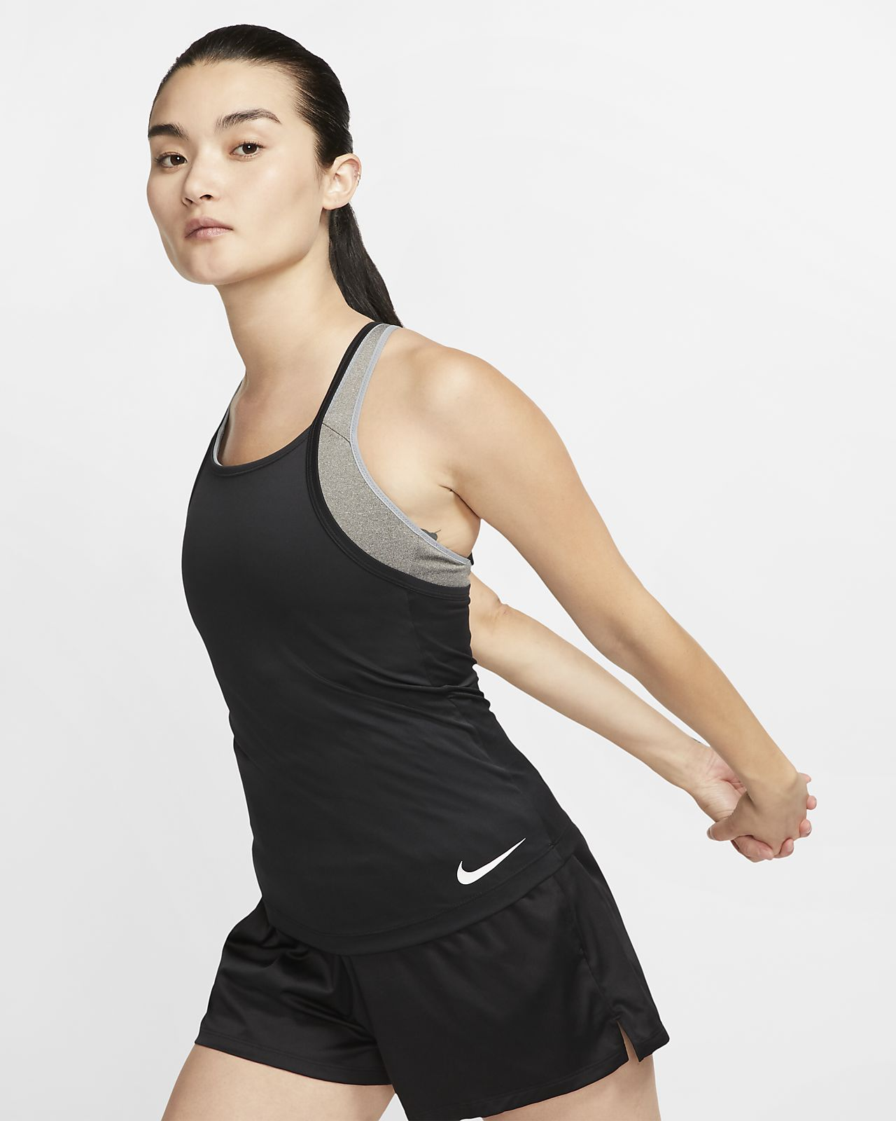 Nike Dri-FIT Older Kids' (Girls') Training Tank