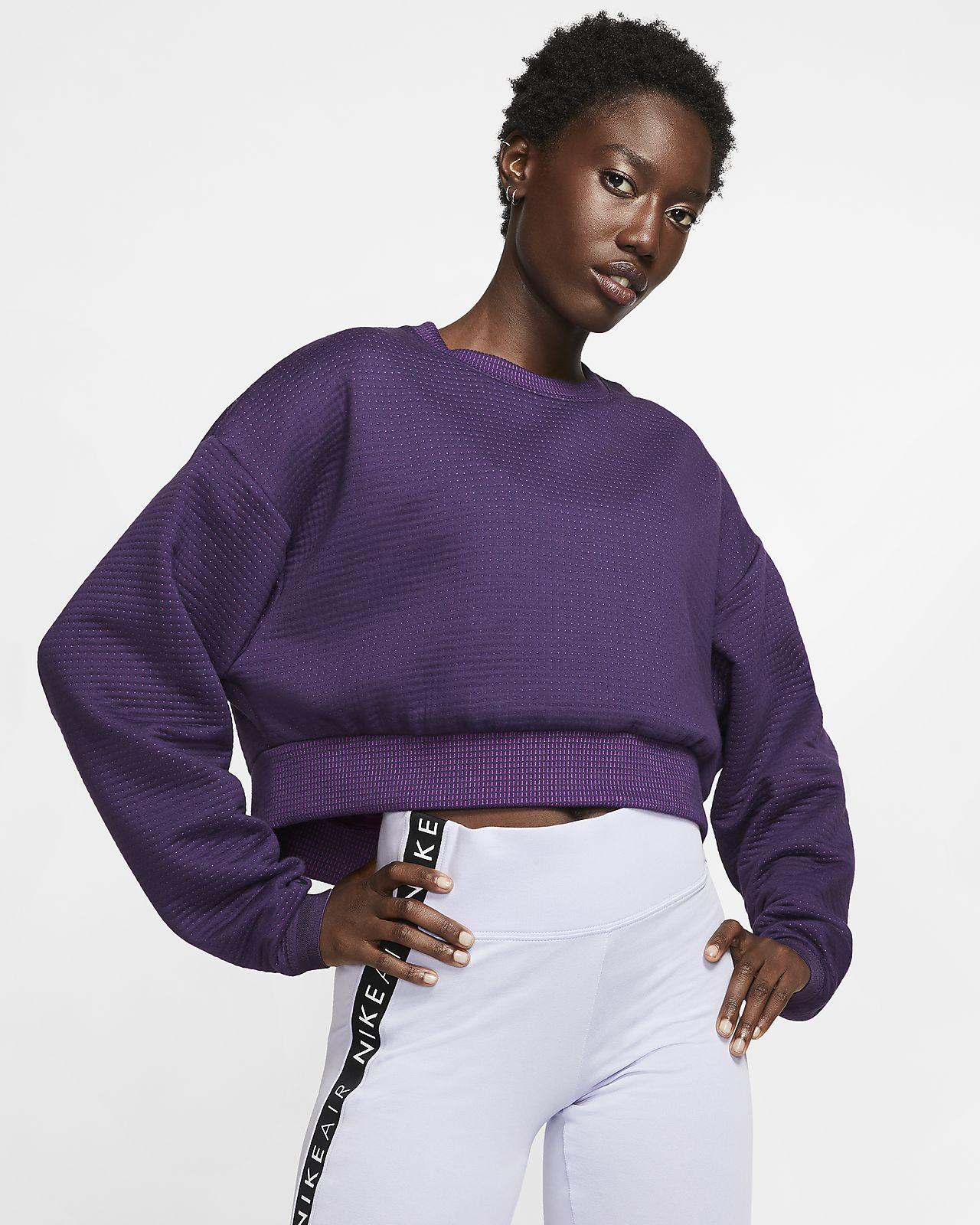 Nike Sportswear City Ready Women's Fleece Crew