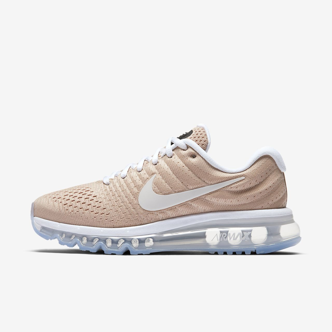 nike air max 2017 femme rose et blanche