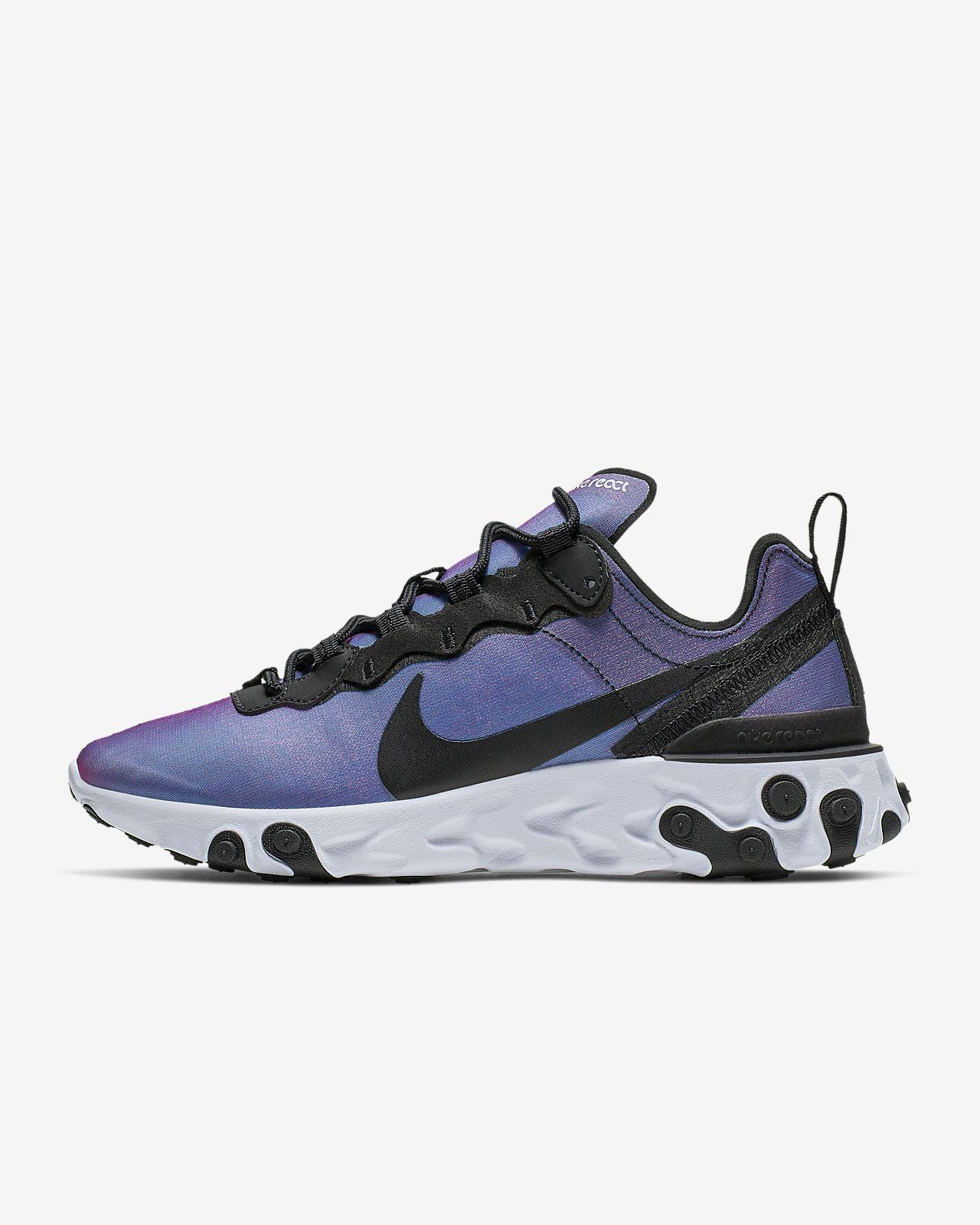 Sko Nike React Element 55 Premium för kvinnor
