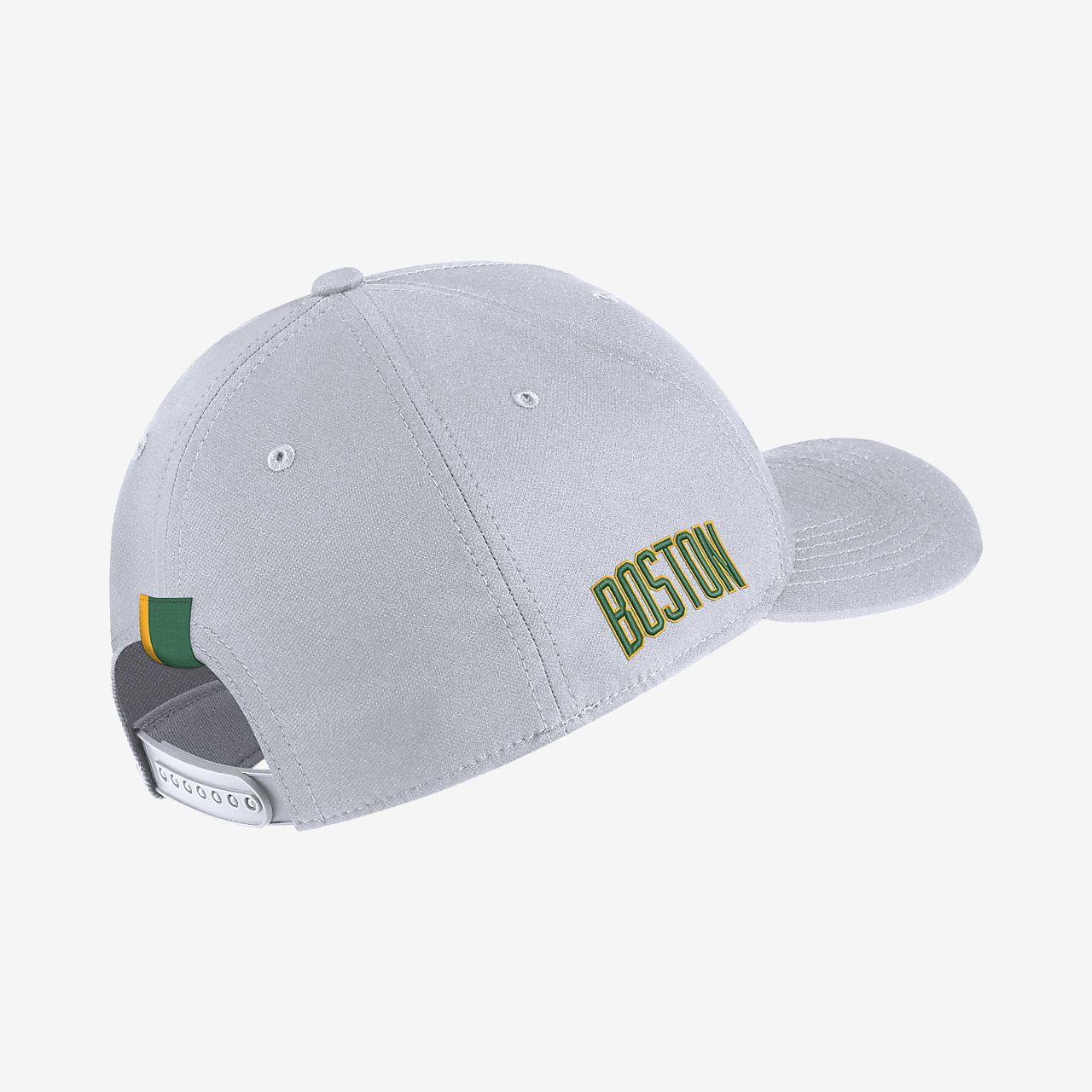 Boston Celtics City Edition Nike AeroBill Classic99 NBA Hat. Nike.com SK 5d528b9dc961