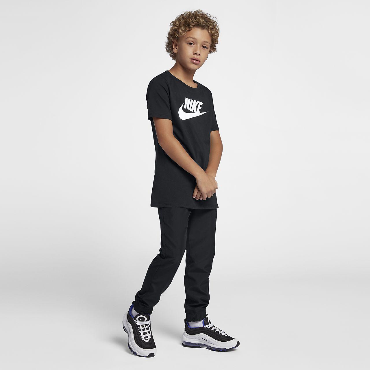 3bae708ea Playera para niño Nike Futura Icon. Nike.com CL