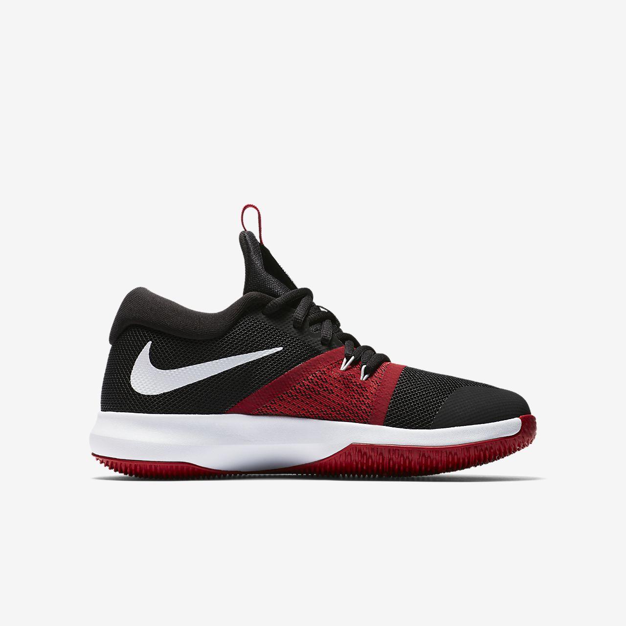 ... Nike Zoom Assersion Older Kids' Basketball Shoe